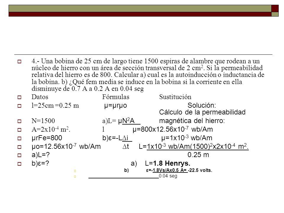 Datos Fórmulas Sustitución