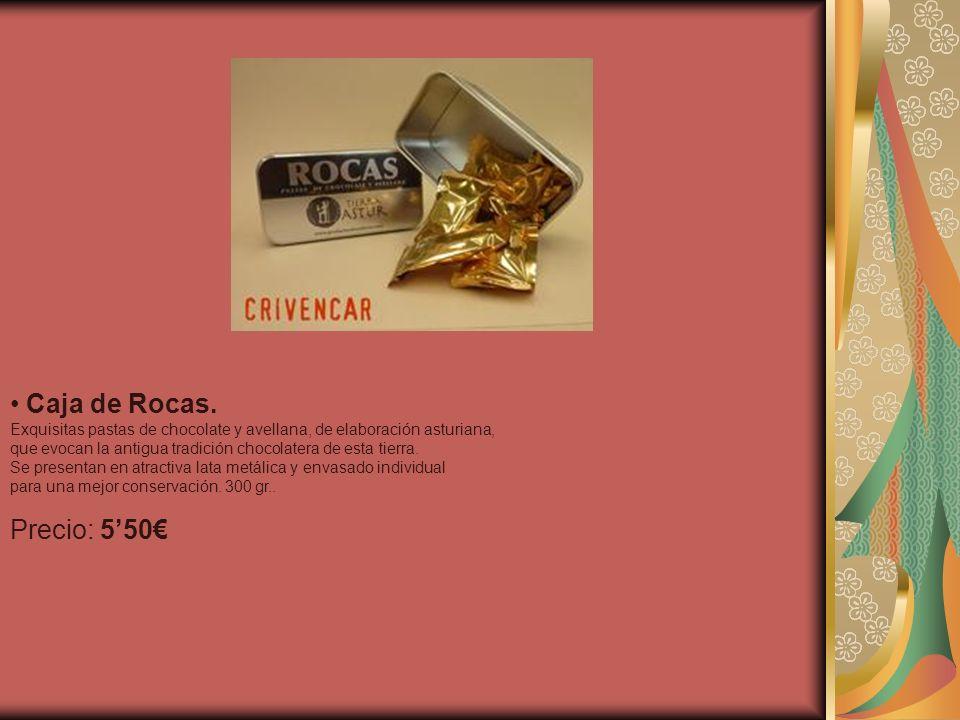 Caja de Rocas. Precio: 5'50€