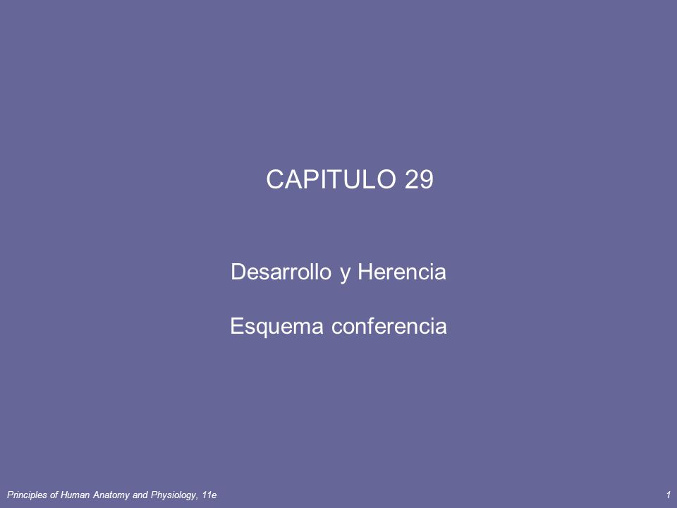 Desarrollo y Herencia Esquema conferencia