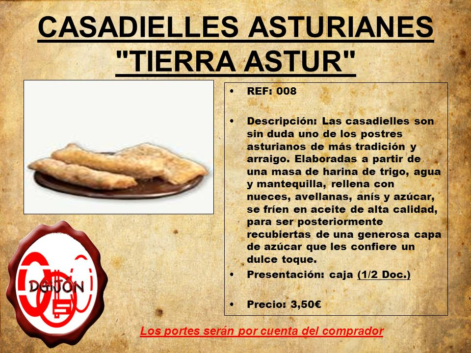 CASADIELLES ASTURIANES TIERRA ASTUR
