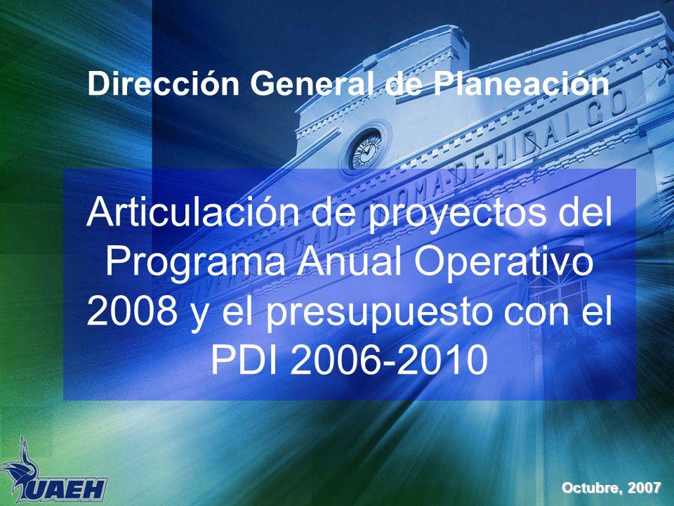 Dirección General de Planeación