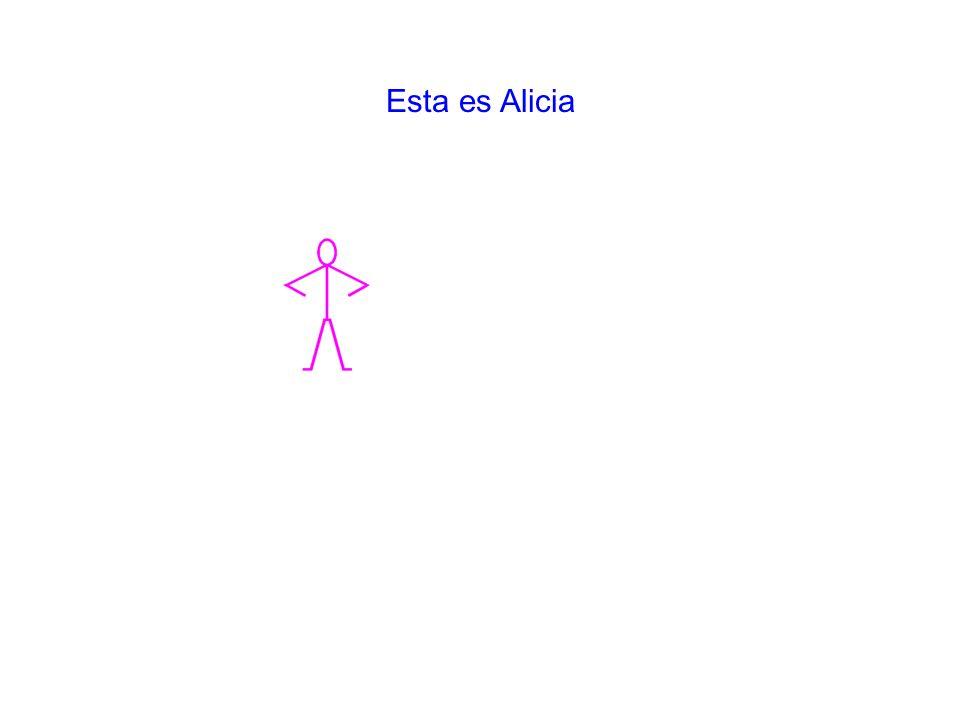 Esta es Alicia