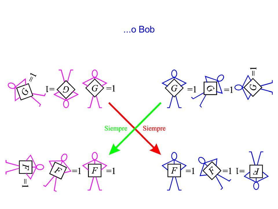 ...o Bob