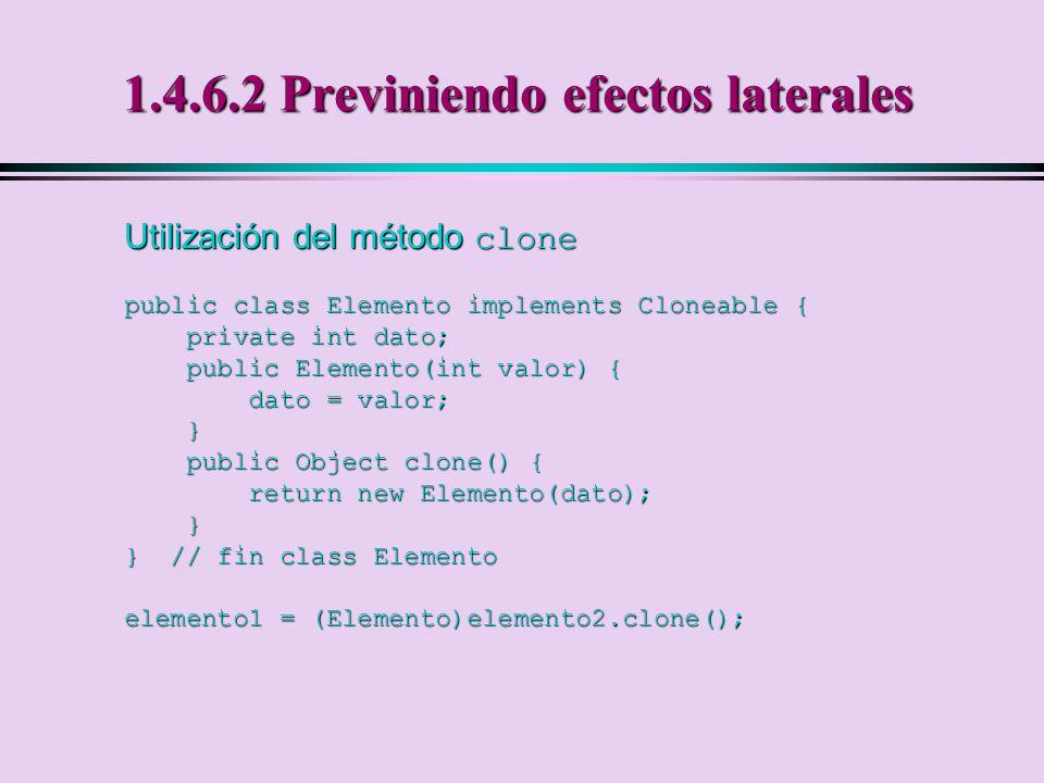 1.4.6.2 Previniendo efectos laterales