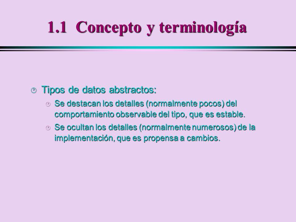 1.1 Concepto y terminología