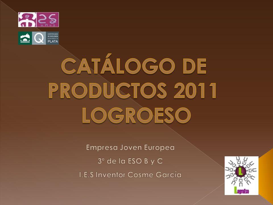 CATÁLOGO DE PRODUCTOS 2011 LOGROESO