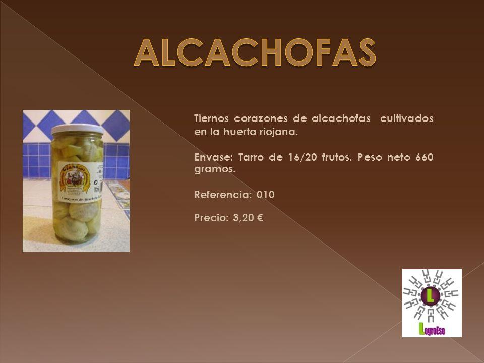 ALCACHOFAS