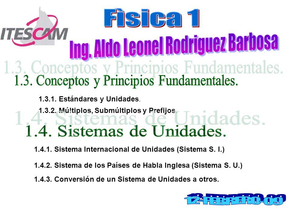 Ing. Aldo Leonel Rodriguez Barbosa