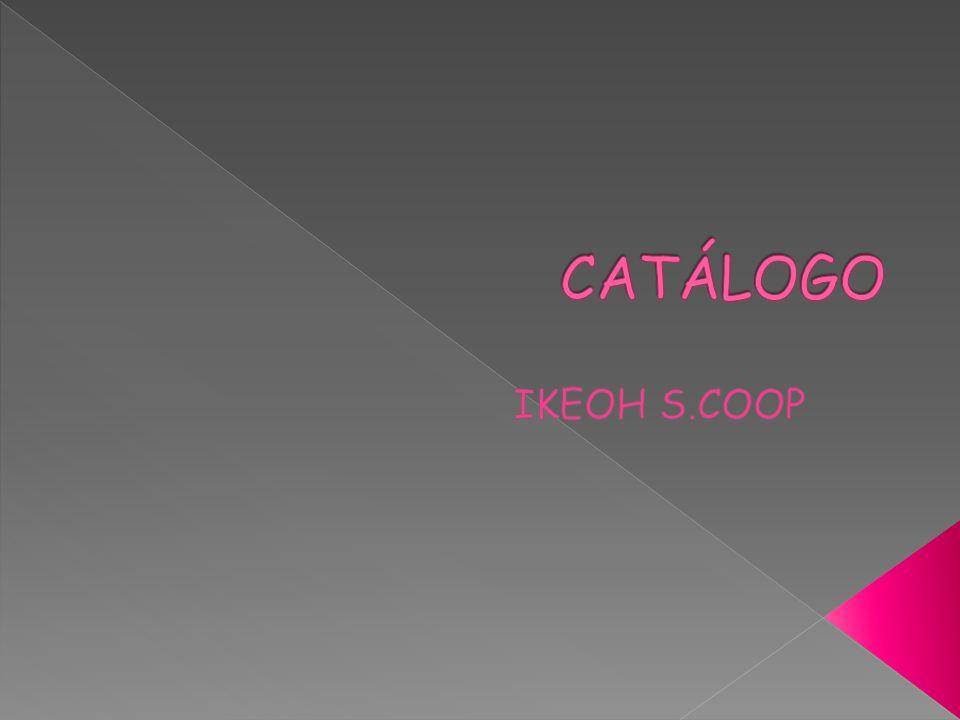 CATÁLOGO IKEOH S.COOP