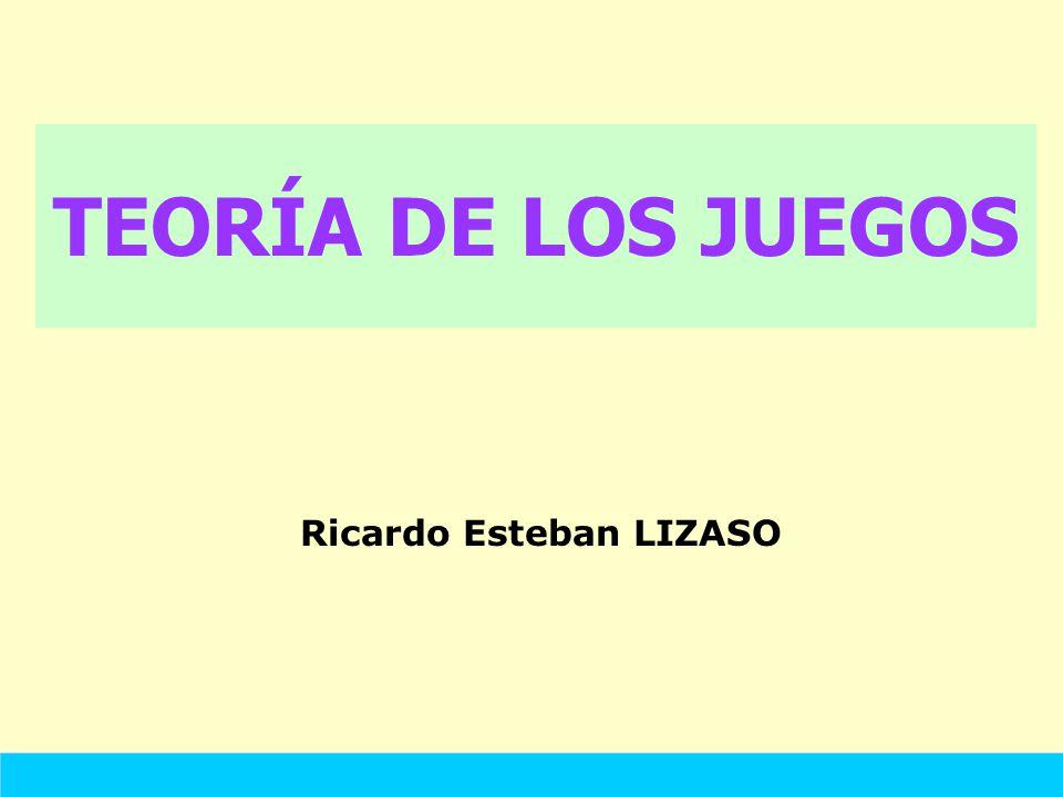 Ricardo Esteban LIZASO