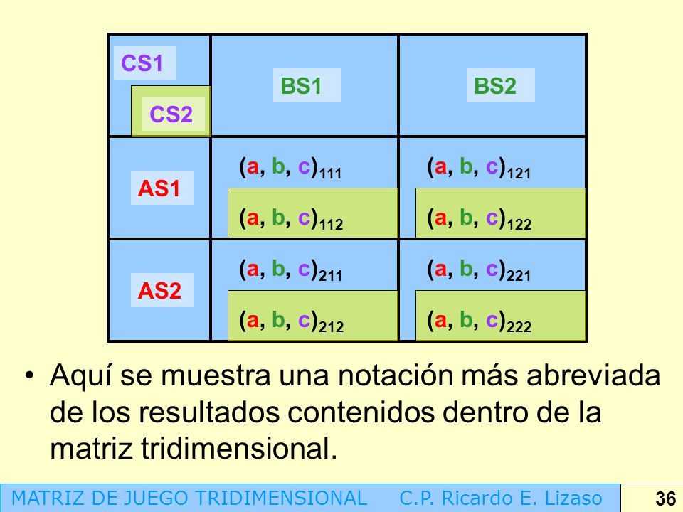 CS1 BS1. BS2. CS2. (a, b, c)111. (a, b, c)121. AS1. (a, b, c)112. (a, b, c)122. (a, b, c)211.