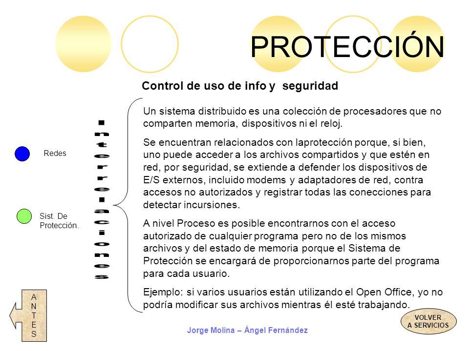 Control de uso de info y seguridad Jorge Molina – Ángel Fernández