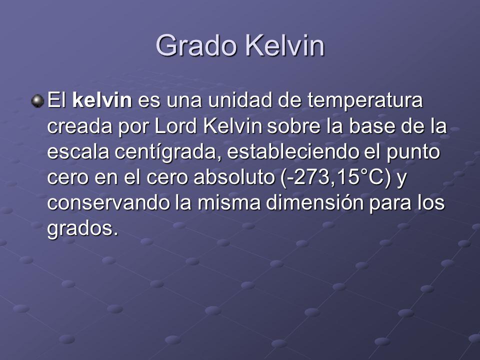 Grado Kelvin