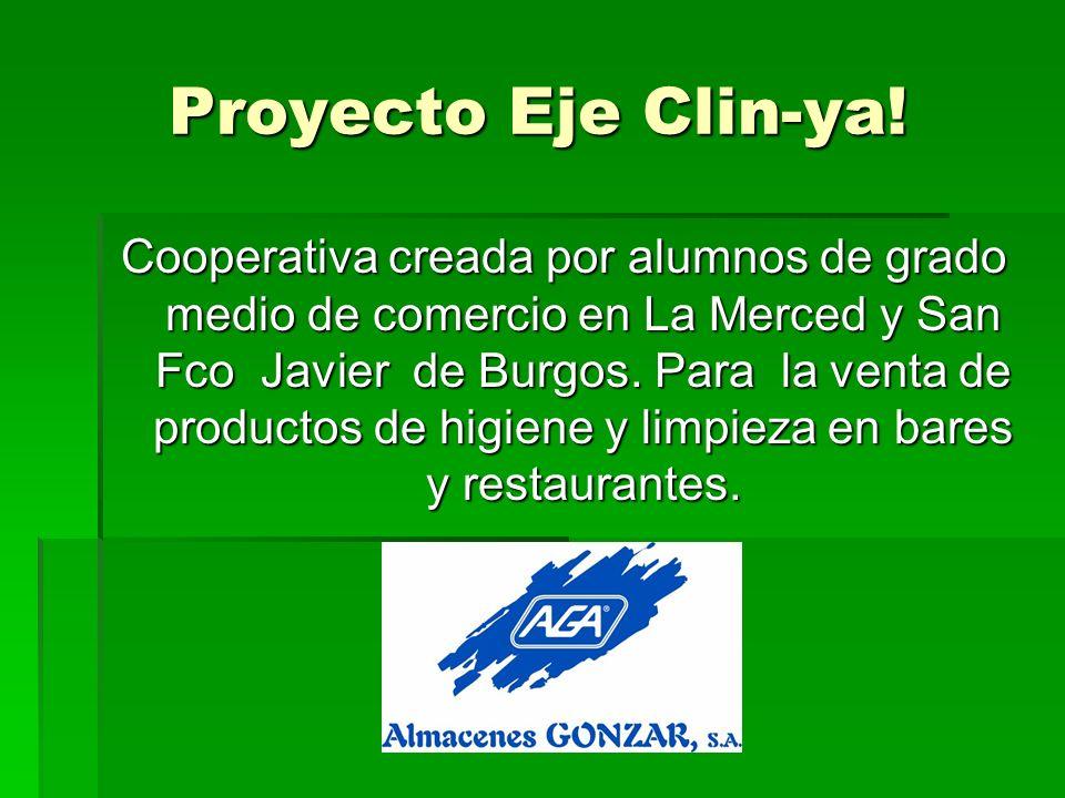 Proyecto Eje Clin-ya!