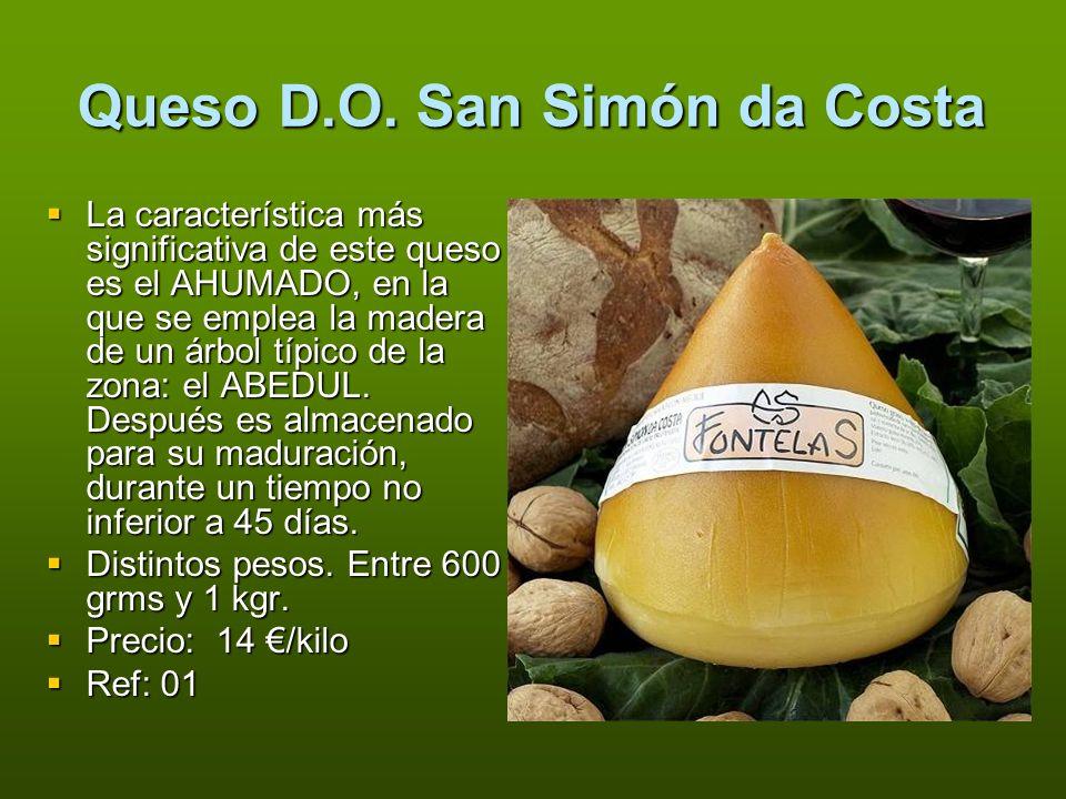 Queso D.O. San Simón da Costa