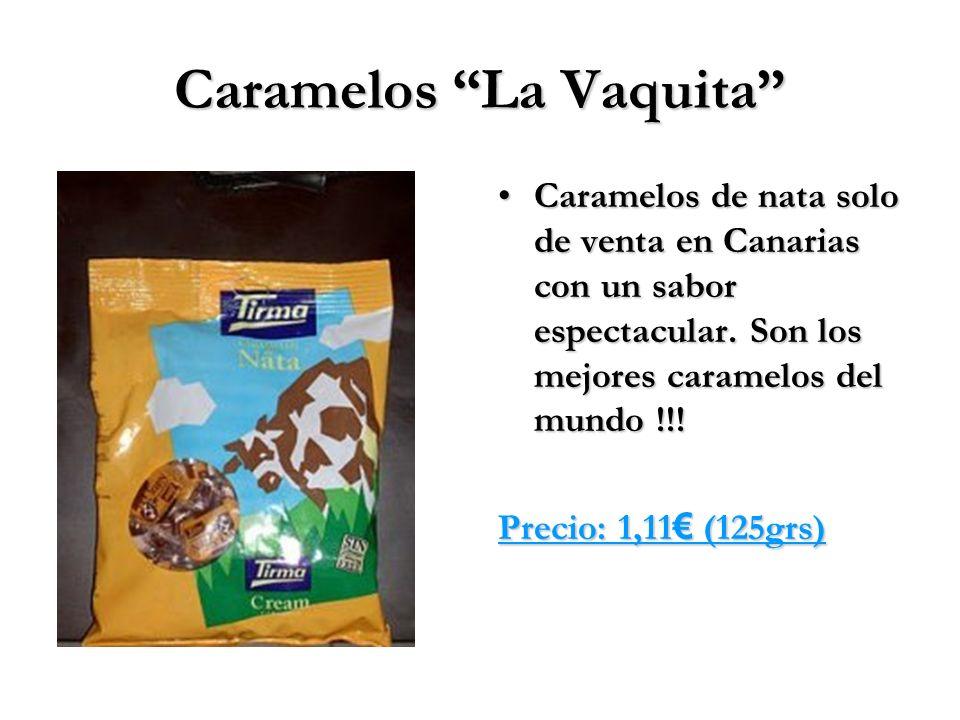 Caramelos La Vaquita