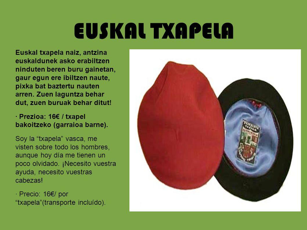 EUSKAL TXAPELA