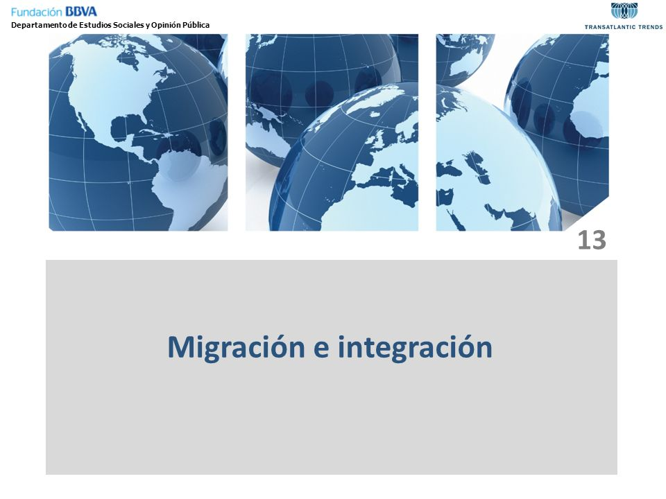 Migración e integración