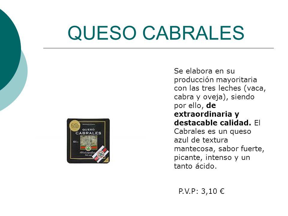 QUESO CABRALES