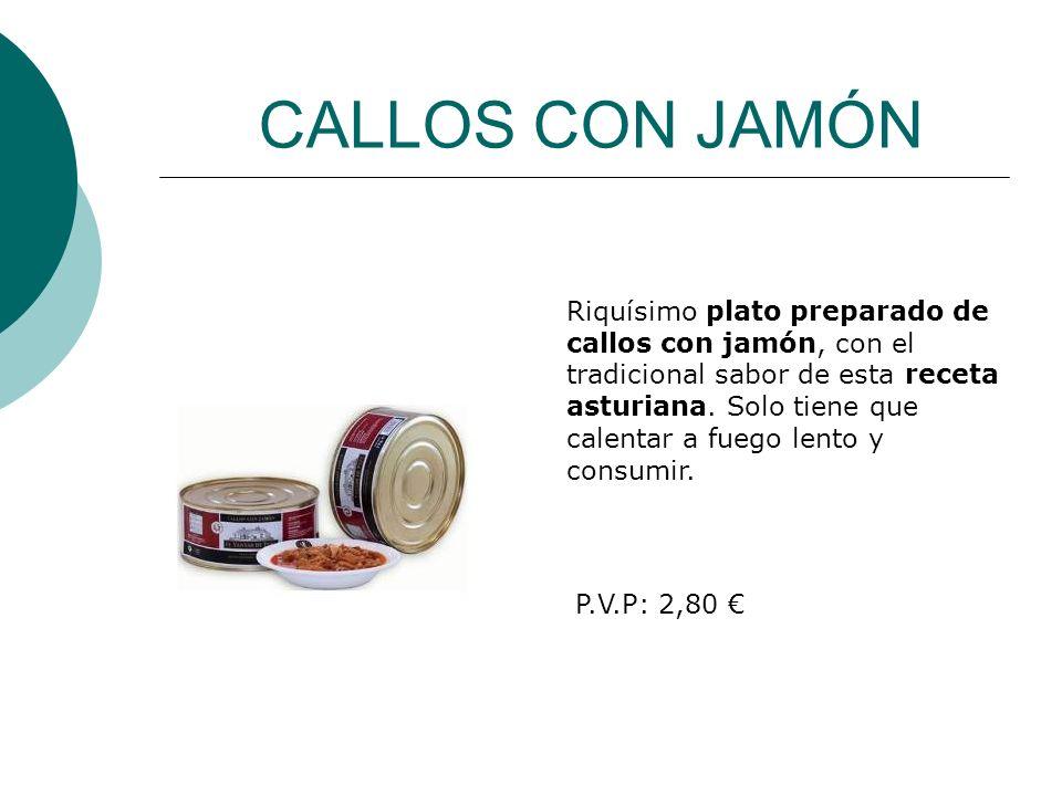CALLOS CON JAMÓN