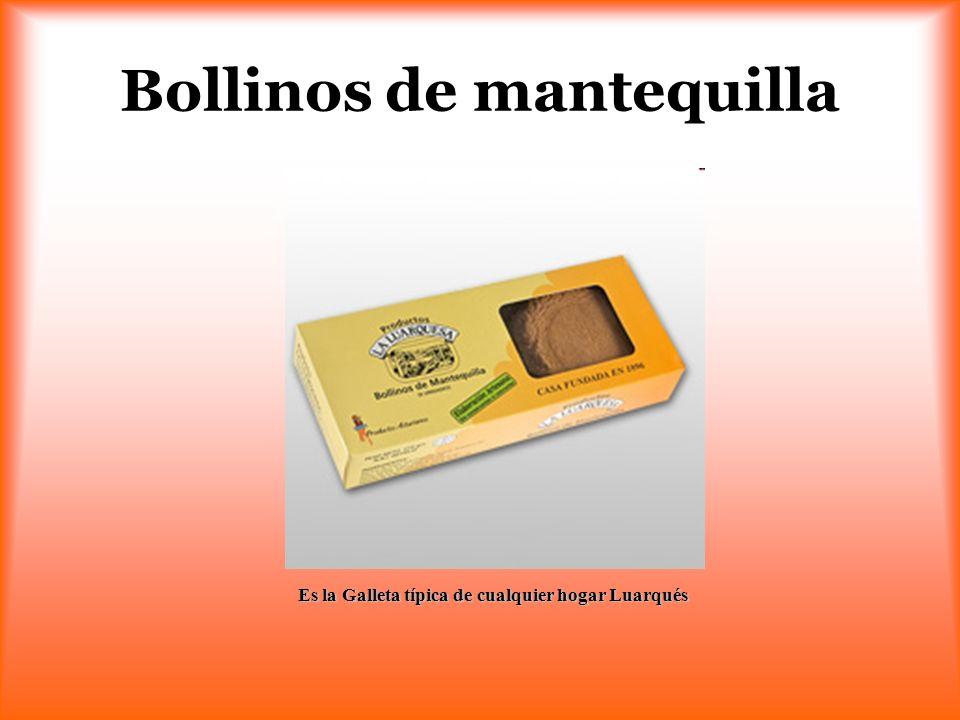 Bollinos de mantequilla