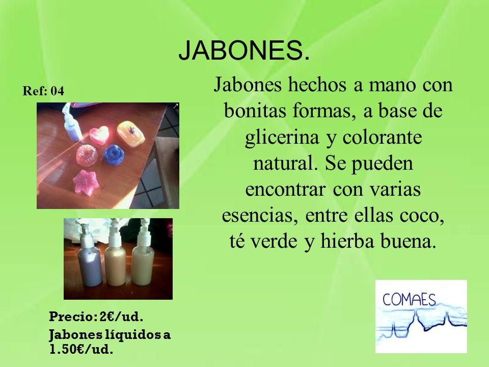 JABONES.