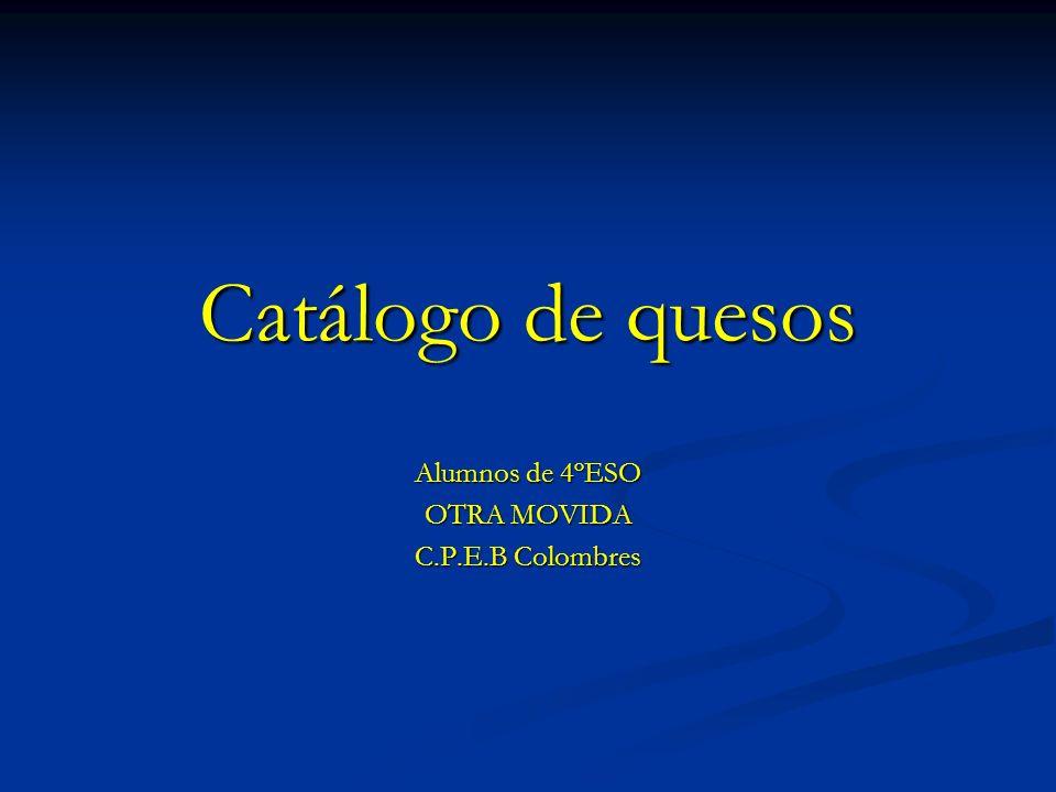 Alumnos de 4ºESO OTRA MOVIDA C.P.E.B Colombres