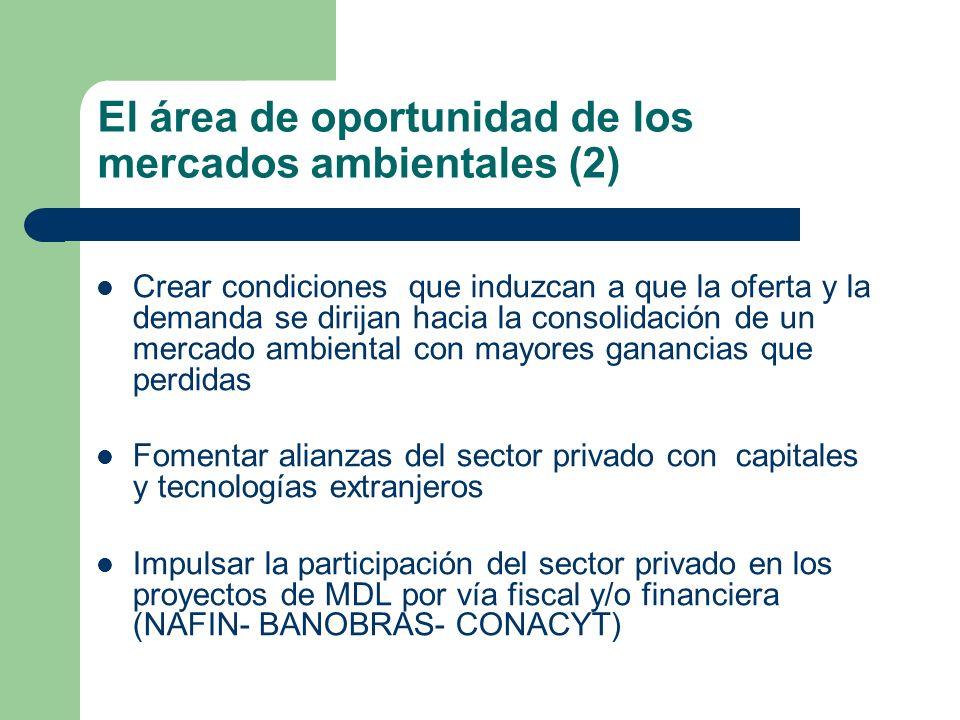 El área de oportunidad de los mercados ambientales (2)