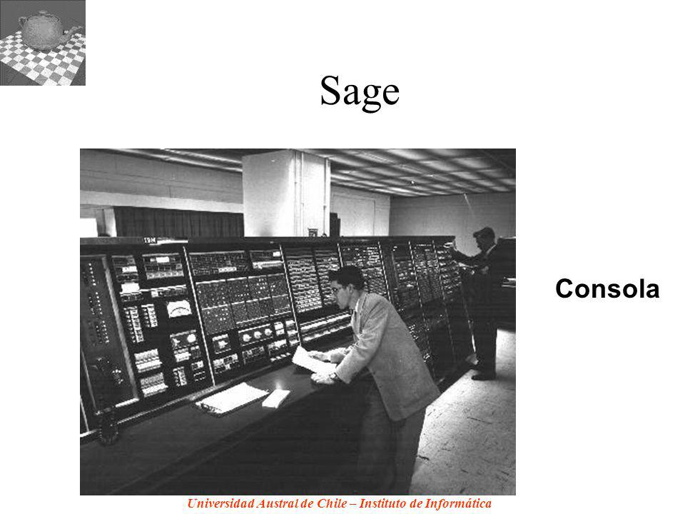 Sage Consola