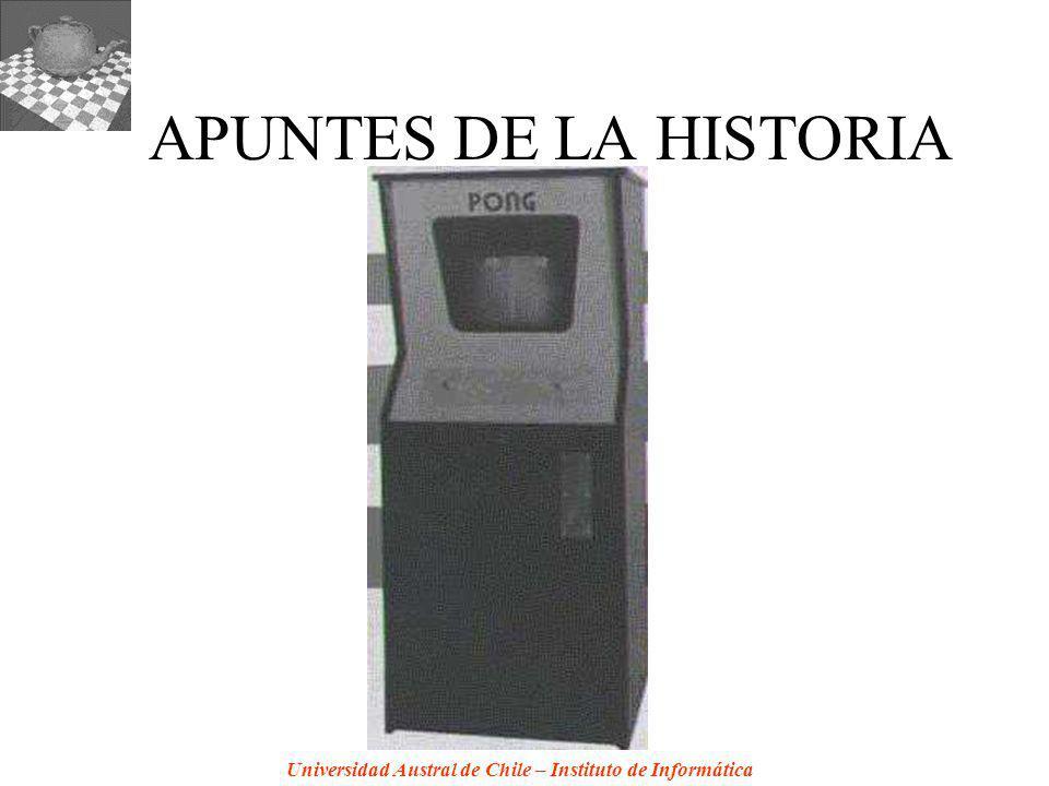 APUNTES DE LA HISTORIA
