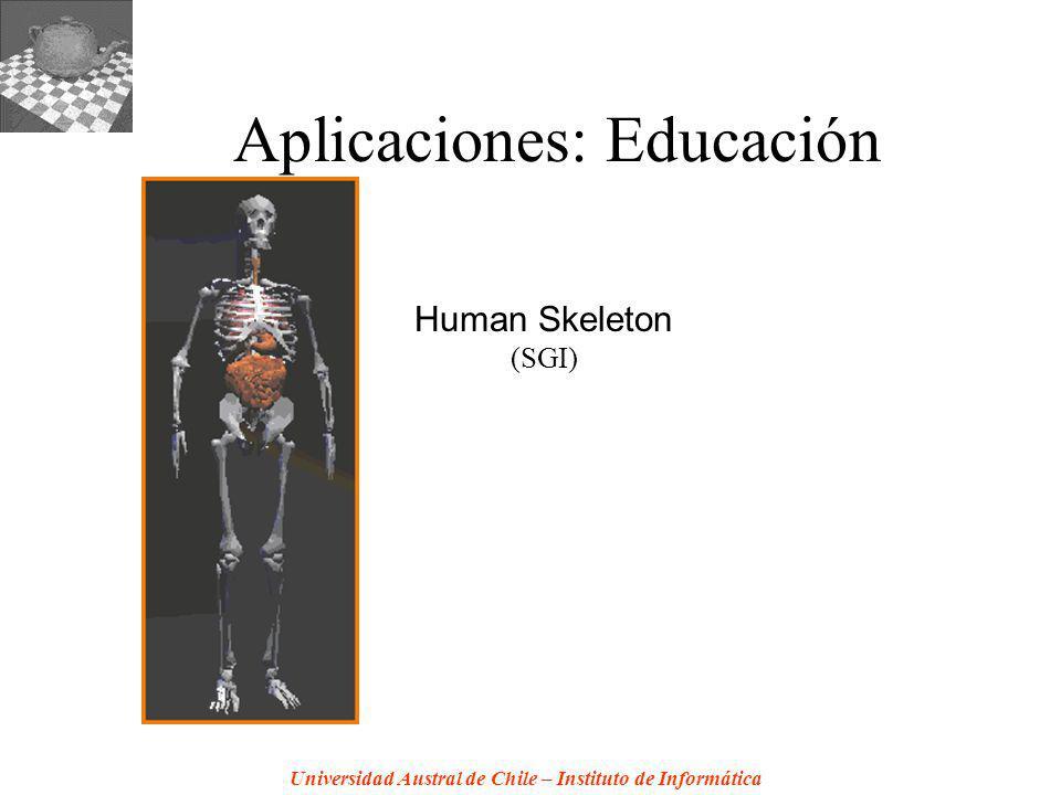 Aplicaciones: Educación