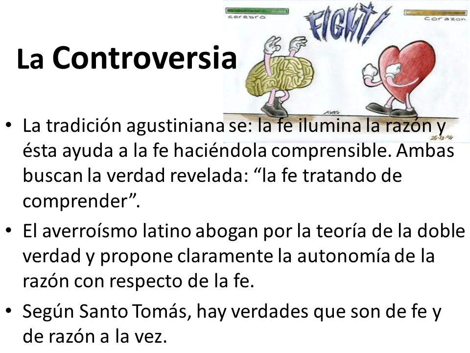 La Controversia