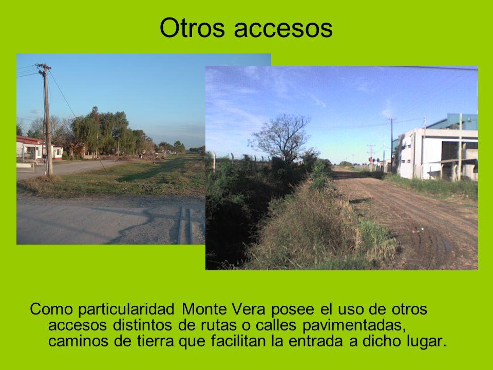 Otros accesos