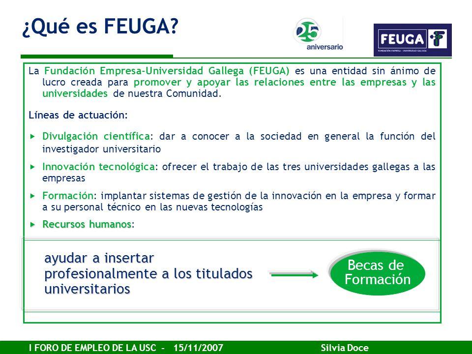¿Qué es FEUGA