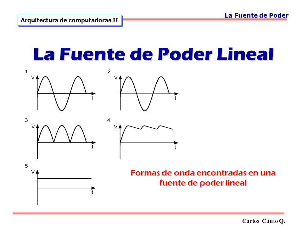 La Fuente de Poder Lineal