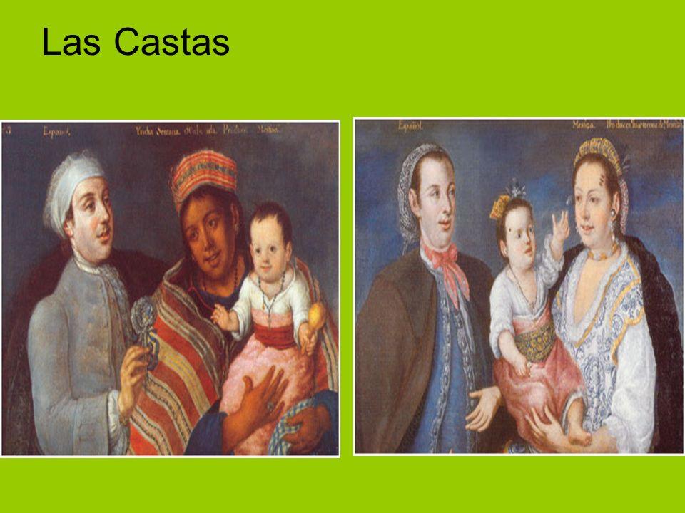 Las Castas