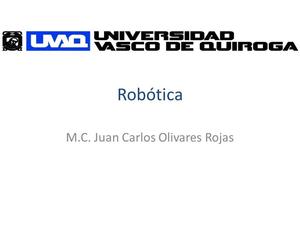 M.C. Juan Carlos Olivares Rojas