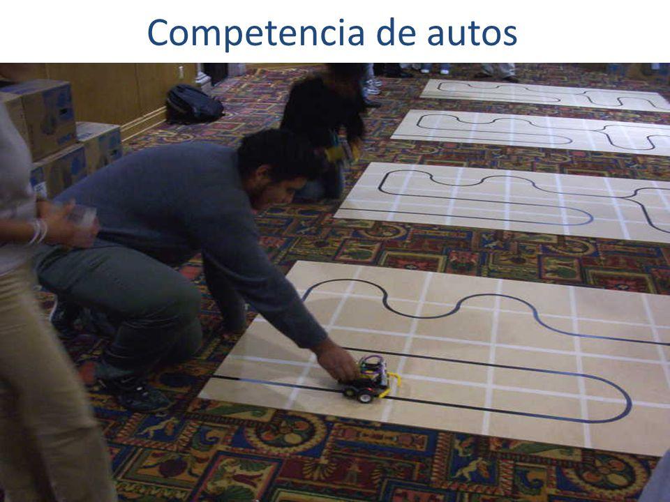 Competencia de autos