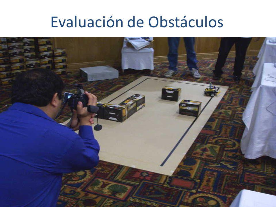 Evaluación de Obstáculos