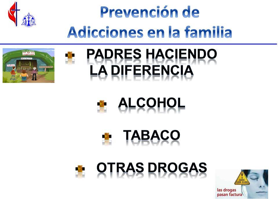 Prevención de Adicciones en la familia