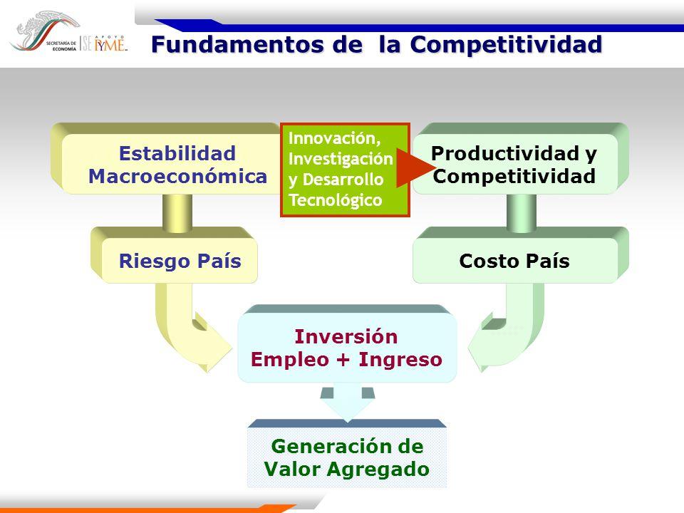 Fundamentos de la Competitividad