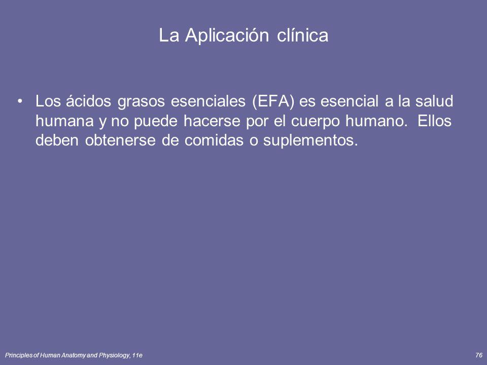 La Aplicación clínica