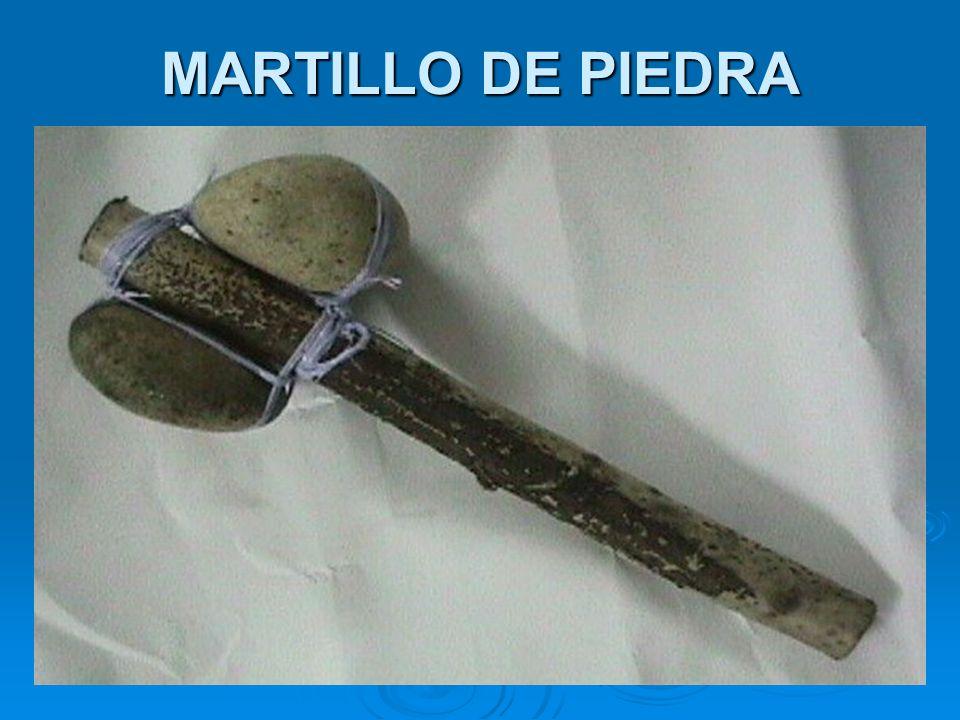 MARTILLO DE PIEDRA