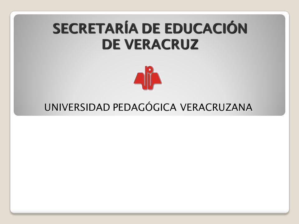 SECRETARÍA DE EDUCACIÓN DE VERACRUZ