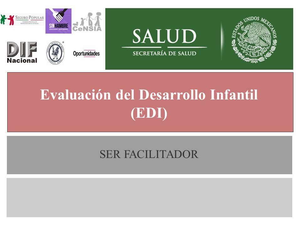 Evaluación del Desarrollo Infantil (EDI)