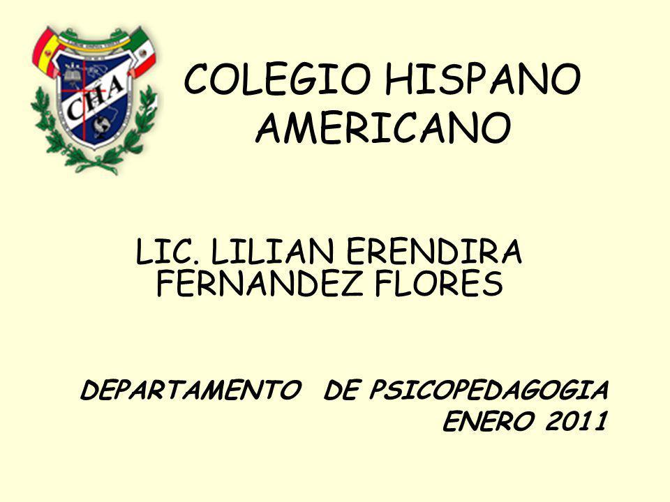 COLEGIO HISPANO AMERICANO