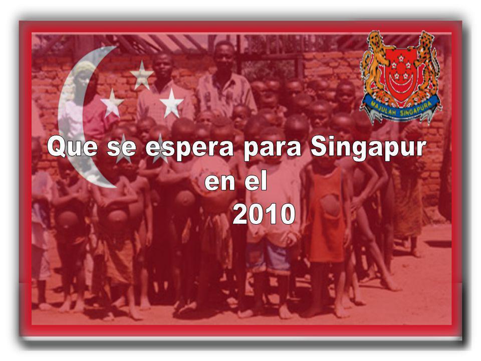 Que se espera para Singapur