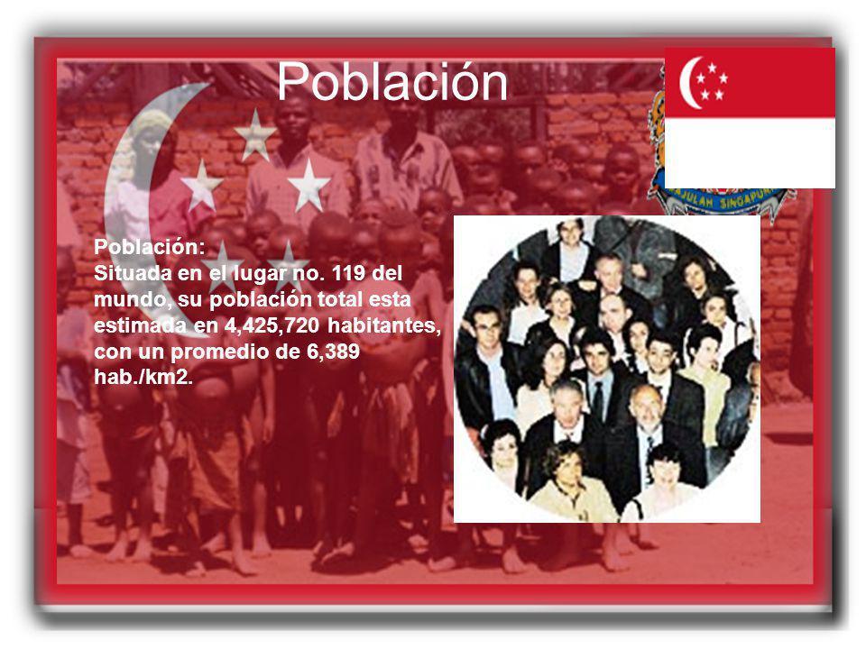 Población Población: