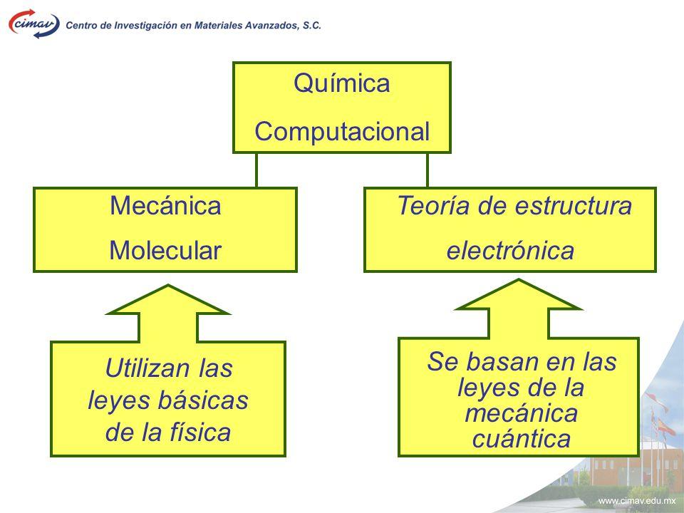 Se basan en las leyes de la mecánica cuántica