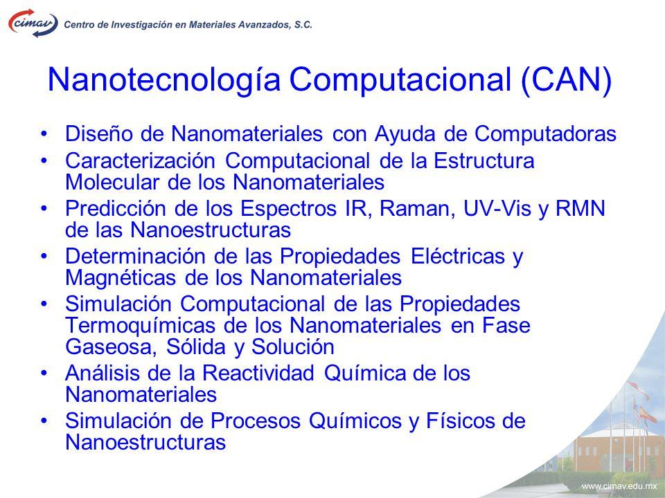 Nanotecnología Computacional (CAN)